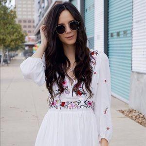 Dresses & Skirts - Maxi boho dress